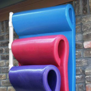 25 Best Ideas About Pool Float Storage On Pinterest Pool Toy Organization Pool Toy Storage