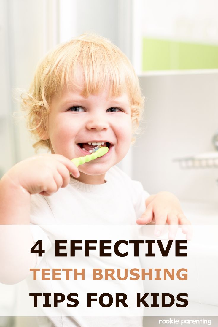 Kids teeth brushing advice from Dr. B - dentist and TEDx speaker. A must-read for parents of young children.