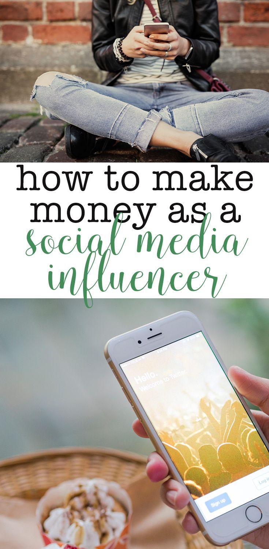3 Easy Steps to Make Money as a Social Media Influencer – Sugar FluffyTutu