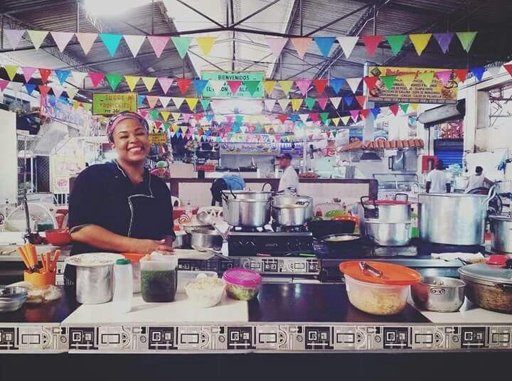 La Plaza de Mercado Alameda es un referente Caleño de vieja data, un punto de encuentro, un lugar común en el corazón. Foto: Mauricio Moreno.
