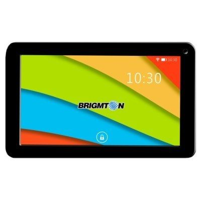 Brigmton Tablet 7″ BTPC-701QC 4GB Qcore HD 4.4 Neg