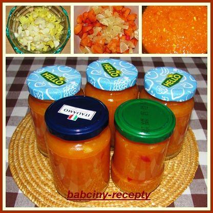 Meruňkové čatní s citronem | Babčiny recepty