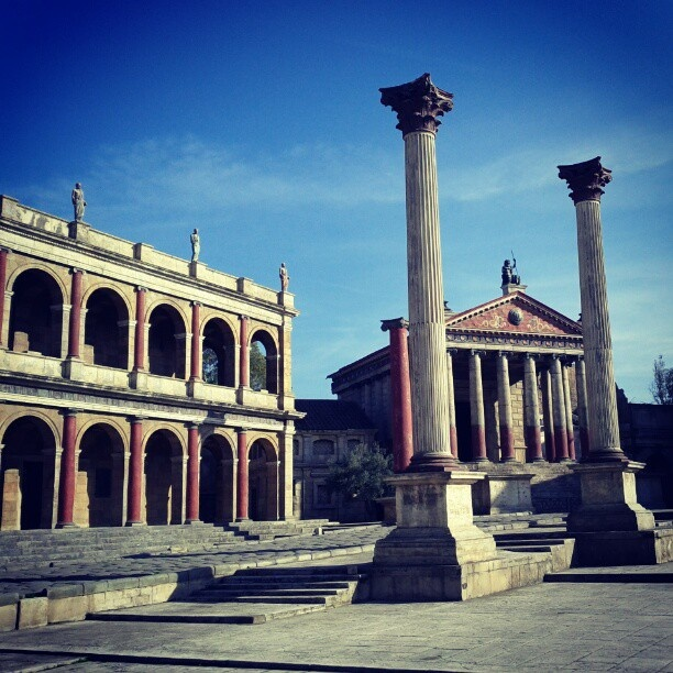 Roma antica a Cinecittà