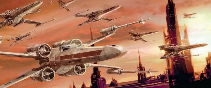 Star Wars Canon Catch-Up: What is Rogue Squadron?