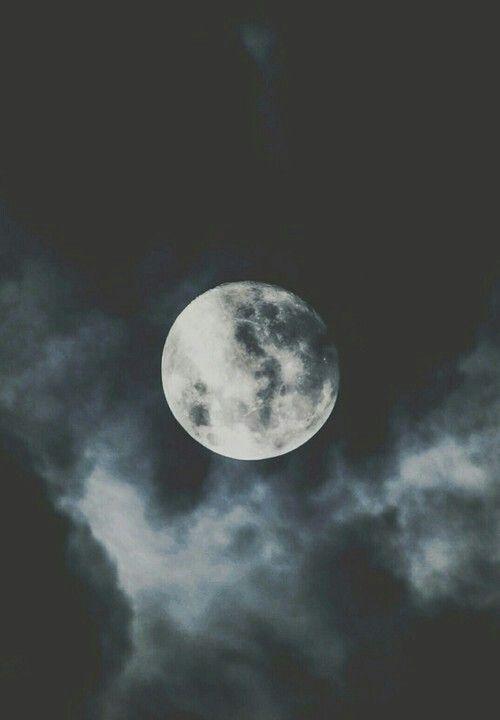 كالقمر أنت .. تضيئين سماوات قلبي