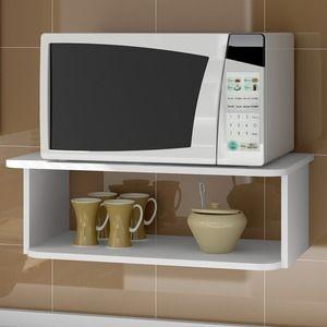 25 melhores ideias de suporte para microondas no - Armario para microondas ...