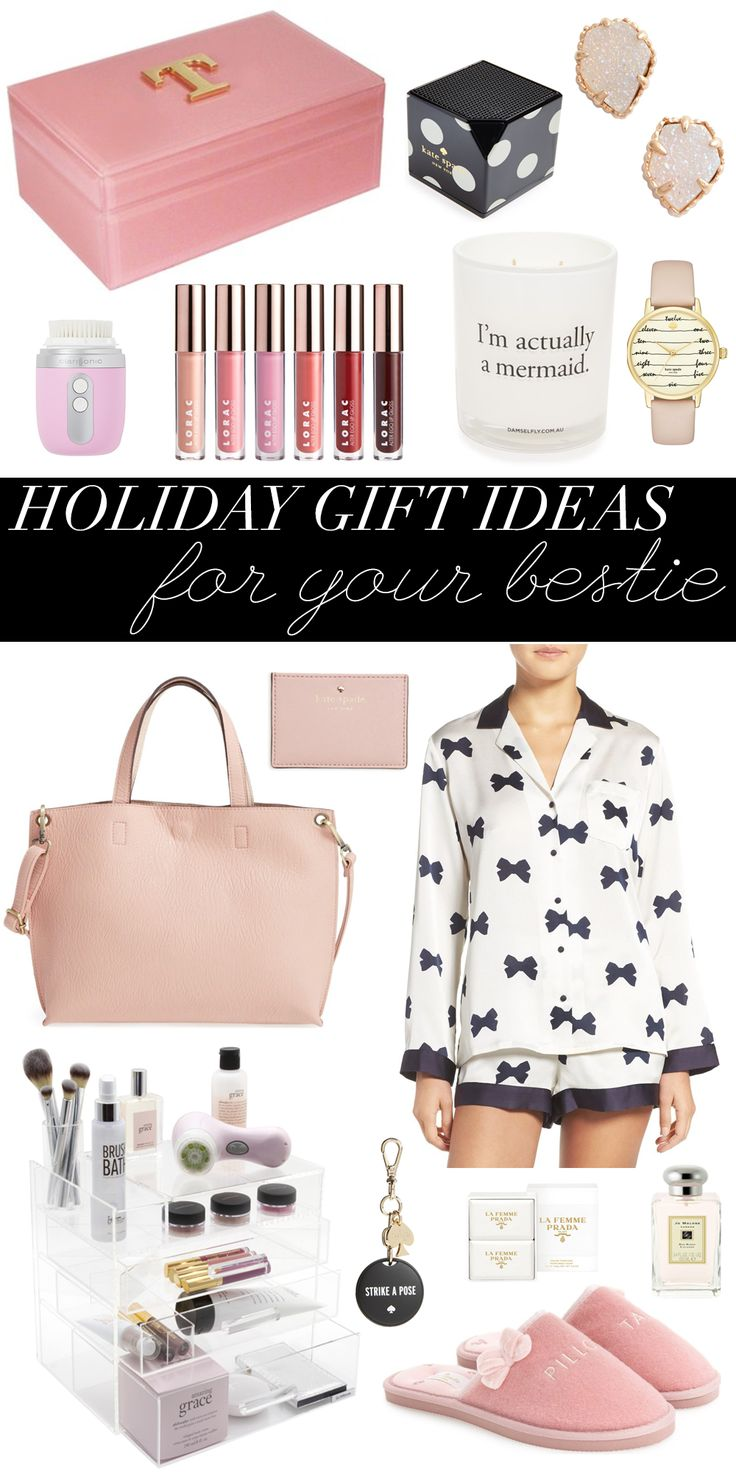 Holiday Gift Ideas For Your Best Friend | Christmas Gift Ideas For Your Bestie | What To Buy Your Best Friend for Christmas