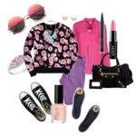 Outfit a colori!...e un accenno di primavera. Blog alla moda. Seguo blog per vedere le nuove tendenze per vita di tutti i giorni... Non solo sfilate. Vestiti da ragazze giovani.