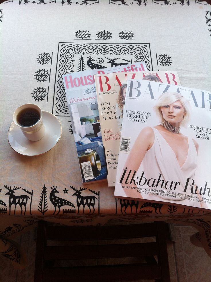 Magazine&Tea
