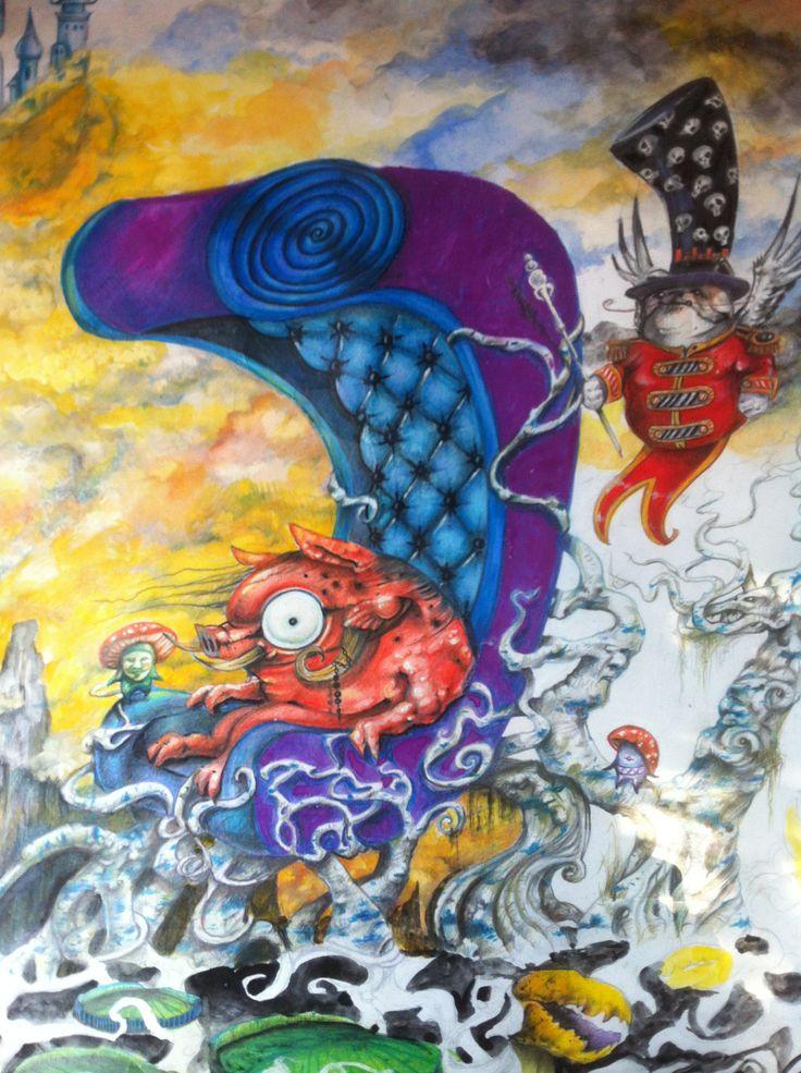 Ilustracion Camilo Pino