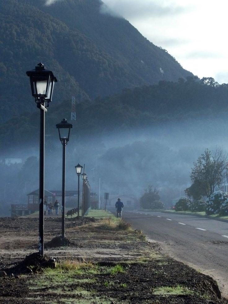 CHAITEN, CHILE