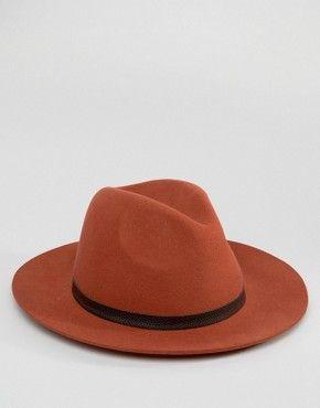 Fedora Hats for Men | Wide Brim & Black Fedora | ASOS