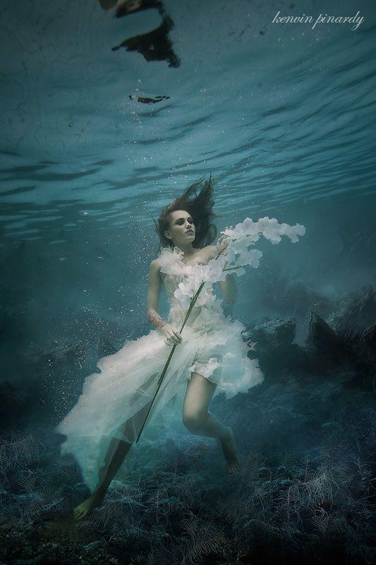 Sea ~ ocean ~ water ~ lake ~ pond ~ river ~ girl ~ dress ...