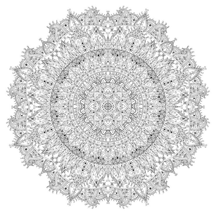 1648 best coloring pages images on Pinterest Coloring books - copy extreme mandala coloring pages