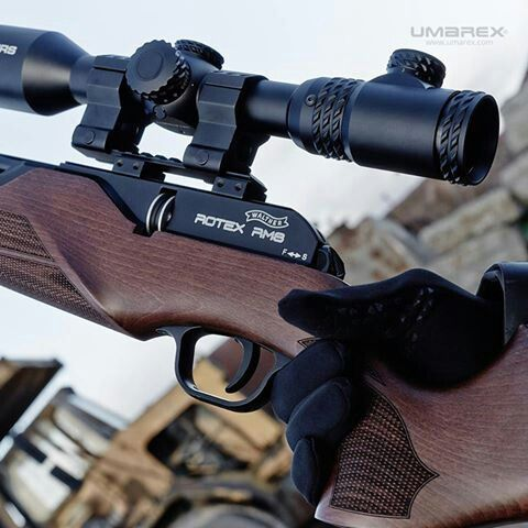 Wiatrówka karabinek Walther Rotex RM8