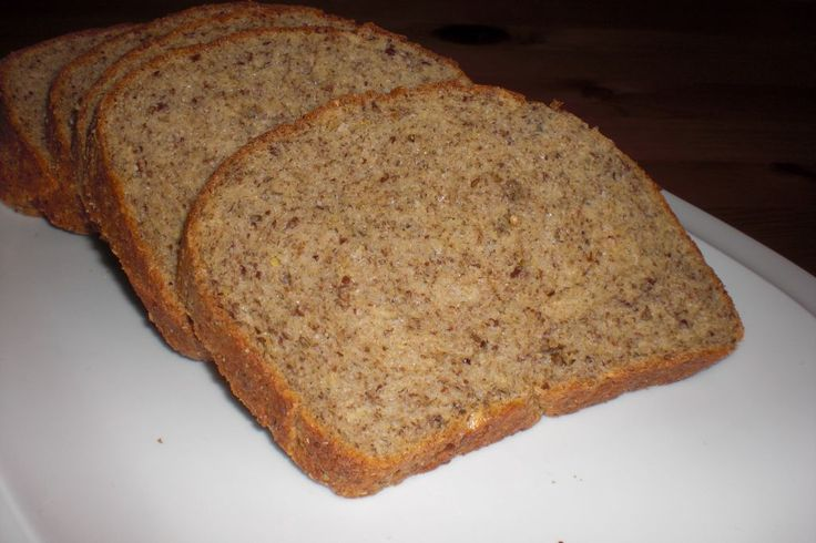 Low Carb Brot zum Selber Backen - super! :-))
