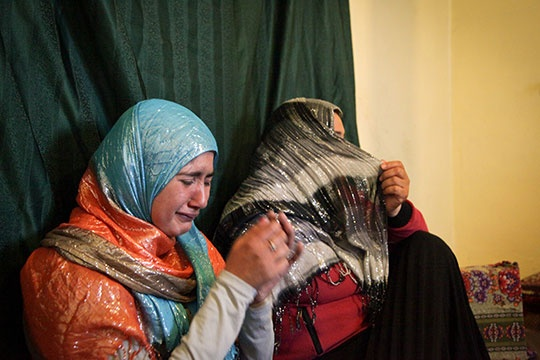 Crisis in Syria, part 5: Fear for girls caught up in the Syrian conflict | WORLD VISION BLOG