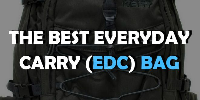 The Best EDC (Everyday Carry) Bag or Backpack | Survival Sullivan