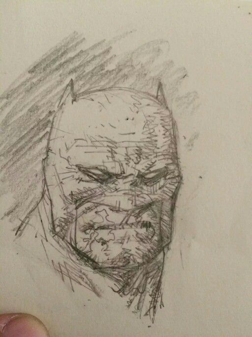 Greg Capullo Pencil TDKR Sketch | Artists - Greg Capullo | Pinterest | Sketches Greg Capullo ...