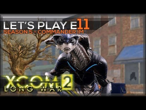 New video is up: XCOM 2 - Run for your lives!! - Let's Play E11 - [Long War 2] [Veteran IM Season 5]