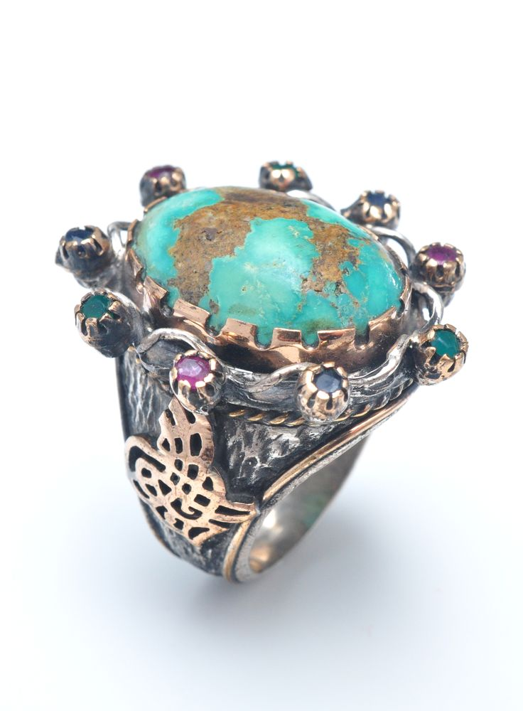 Inel Argint oriental turcoaz de arizona http://www.sultanabijoux.com/urundetay.php?urunID=21&grupID=4&inel-argint-oriental-turcoaz-de-arizona