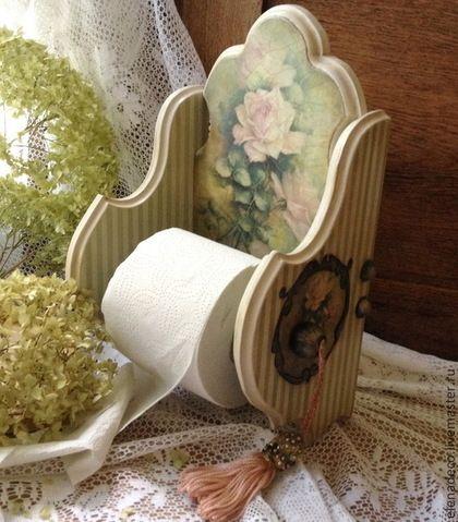 """Купить """"ESTHETIQUE"""" Украшение для """"библиотеки"""" и держатель для бумаги... - держатель для бумаги, для туалетной бумаги, для туалета"""