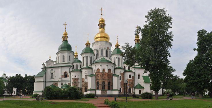 Saint Sophia's Cathedral, Kiev - Wikipedia. BURIAL PLACE OF YAROSLAV THE WISE
