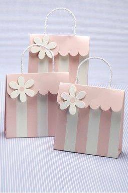 love these bags from Heart to Heart!