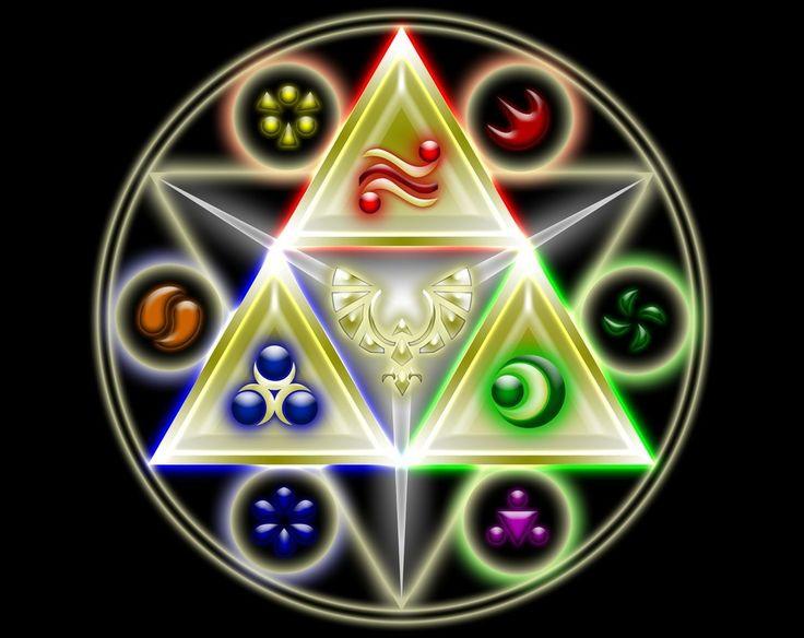 five sages sealTattoo Ideas, Legends Of Zelda, Videos Games, Back Tattoo, Ocarina Of Time, Tattoo Design, Legend Of Zelda, Zelda Tattoo, Geeky Stuff