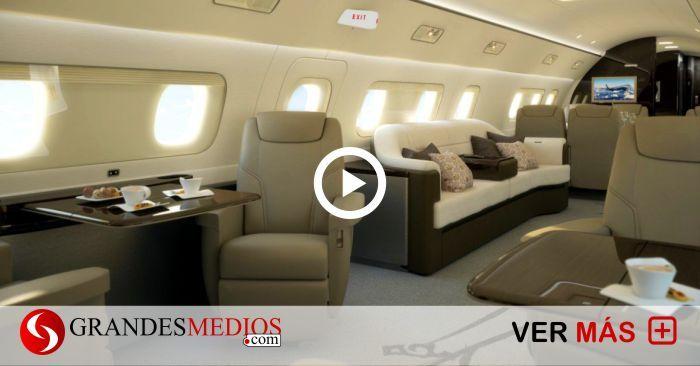 Estos impresionantes aviones presidenciales cuentan con toda la tecnología, seguridad y lujo para transportar a los mandatarios más poderosos del mundo.