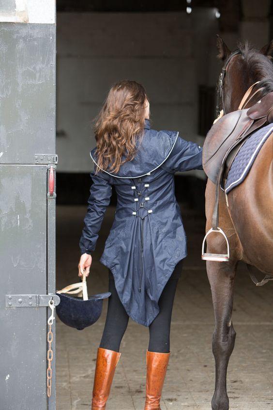 www.horsealot.com, the equestrian social network for riders & horse lovers   Equestrian Fashion : Georgia In Dublin.