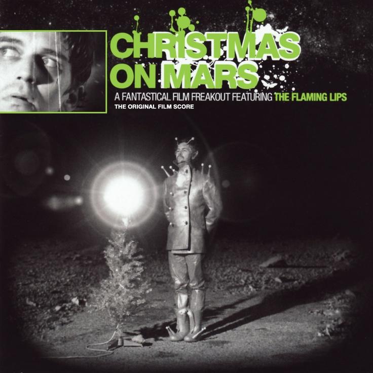The Flaming Lips - Christmas on Mars [Album Cover]