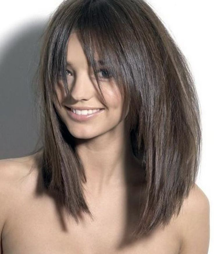 Resultado de imagen para corte de pelo bob largo