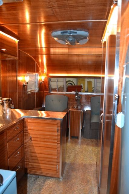 44 best Vintage trailer interiors images on Pinterest Vintage