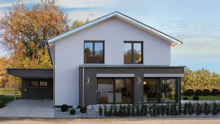 best 25 fertiggarage doppelgarage ideas on pinterest flachdach gartenhaus gartenhaus. Black Bedroom Furniture Sets. Home Design Ideas