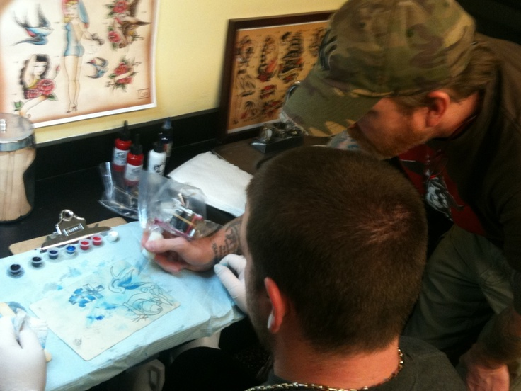 how to become a tattoo artist without an apprenticeship