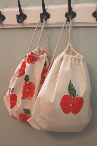 #DIY #tuto : sac pour enfant à fabriquer avec eux au retour de l'école