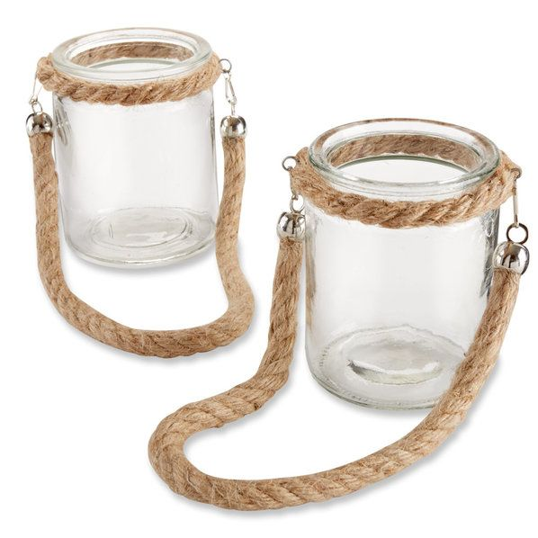 Check out Rope Lantern | Nautical from Birthday in a Box from Wholesale Party Supplies
