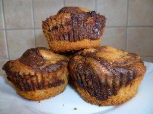 Nutellás muffin | Sütivár