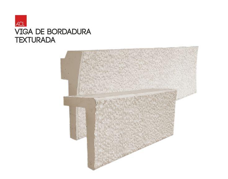 Viga de Bordadura Texturada -- Beam with Textured Curb Stone  #acl #acimenteiradolouro #vigasdebordadura #betao #concrete #architecture #arquitectura