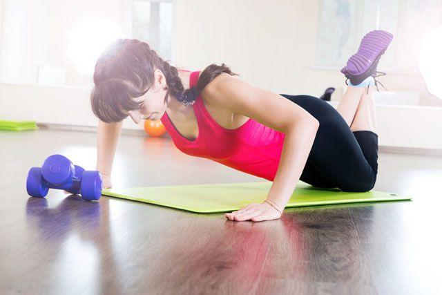 10 Mini Workouts From Pinterest That Will Get You Moving