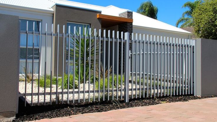 Fences come in various shapes & sizes but before selecting one check zoning & homeowner's association regulations about building on your property & in your neighbourhood.