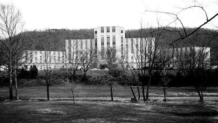 Charleston WV. CAMC Memorial Hospital circa 1955 mywvhome