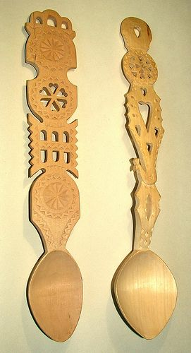 Romanian spoons-Stuart King Collection