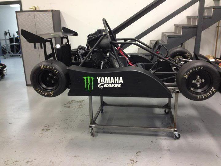 Graves Motorsports - Go Kart