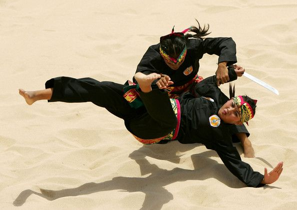 In silat culture, the energetic body consists of interlocking circles called chakra (spelled cakra or cakera in Malay).
