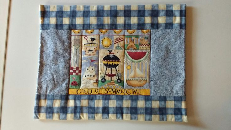 placemats patchwork blubeach