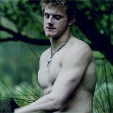 Alexander Ludwig as Bjorn Lothbrok in Vikings - season 2