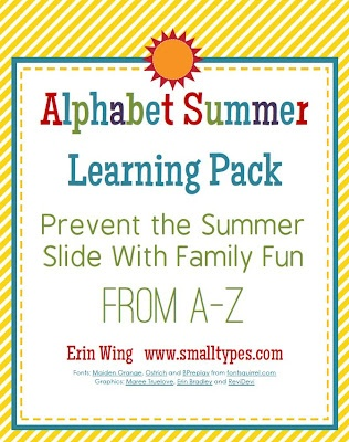 Small Types Alphabet Summer Learning Pack On sale for $3.60: Types Alphabet, Alphabet Summer, Teachers Notebooks, Summer Learning, Kindergarten Teachers Ideas, Families Fun, Small Types, Summer Sliding, Learning Pack