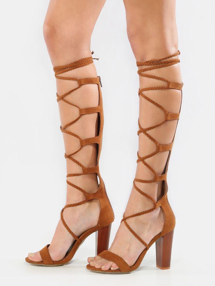 The 25  best Gladiator heels ideas on Pinterest | Gladiator ...